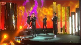 【TVPP】2AM - Confession of a Friend, 투에이엠 - 친구의 고백 @ Music Core Live