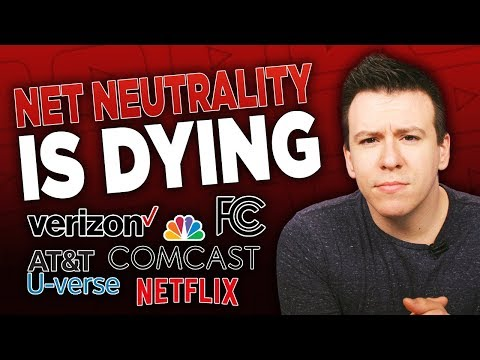 The Internet Is UNDER ATTACK, Net Neutrality is Dying, and What You Can Do...