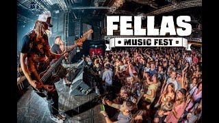 Comunidade Nin-Jitsu - Detetive @ Fellas Music Fest