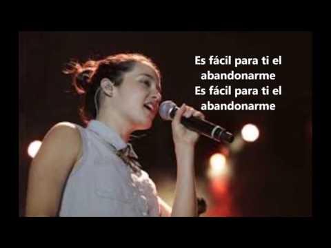Los ángeles Azules Feat. Ximena Sariñana - Mis Sentimientos (Lyrics)