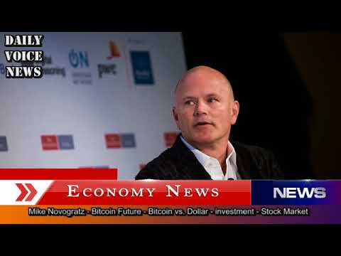 Mike Novogratz - Bitcoin Future - Bitcoin vs. Dollar and Gold - investment - Stock Market