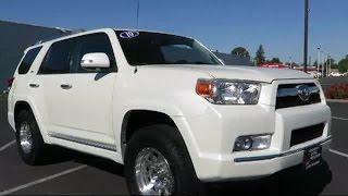 2010 Toyota 4Runner Sr5 *lifted!* Sacramento Redding Reno San Francisco  Stockton