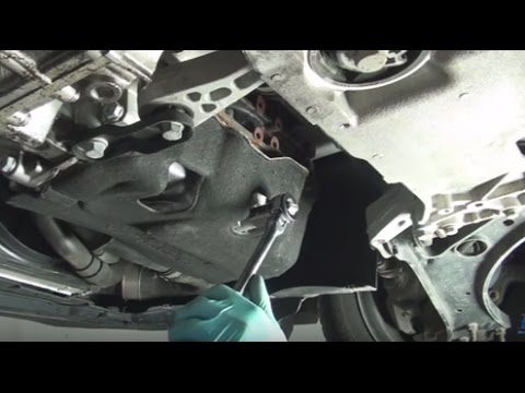 How To Change Audi A3 Oil & Filter 20 TDI  YouTube