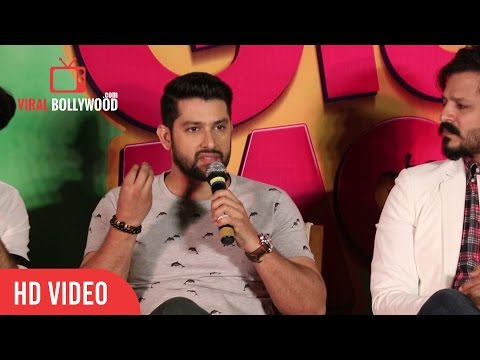 Aftab Shivdasani Full Speech | Great grand Masti Movie Leaked Press Conference