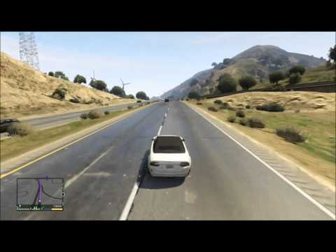 GTA: V - A Tour of Los Santos