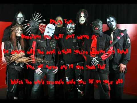 Not Like You - Slipknot -
