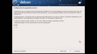 Instalar Windows y Linux Debian en el mismo Disco