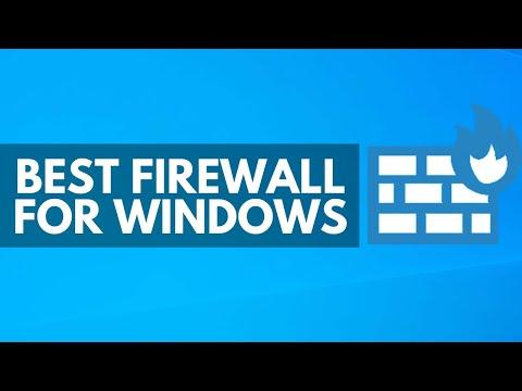 Best Firewall for