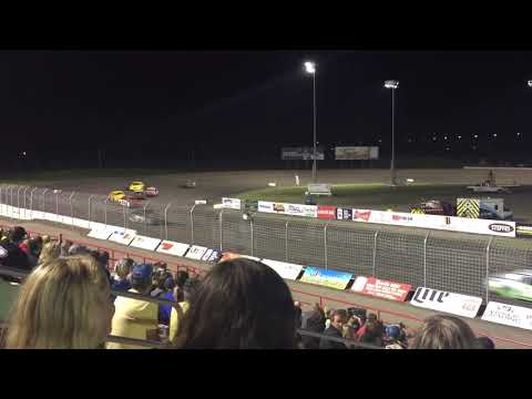 Red River Valley Speedway IMCA Stock Car Feature 8-16-19