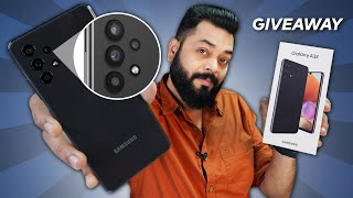Samsung Galaxy A32 Unboxing And First Look ⚡ 2X Giveaway
