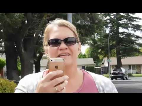 Youtube Star. Cop-Watch, Modesto,CA. (Can you Not Record This Lady, we're trying to get her help.)