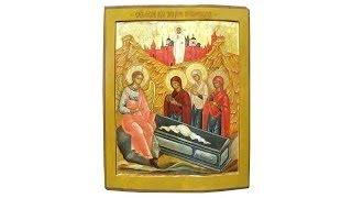 Слово в неделю жен-мироносиц (неделя 3 по Пасхе) [44] Православные проповеди (Мк.15,43-16,8)