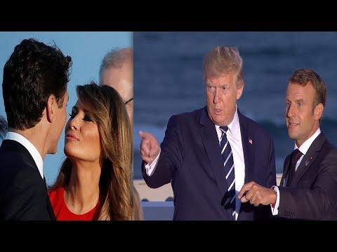 G7 summit: World