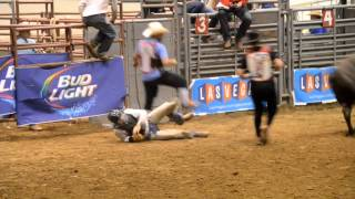 2014 Gay Games Rodeo, Bull Riding