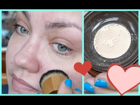 YouTube Made Me Buy It!: tarte Amazonian clay airbrush foundation