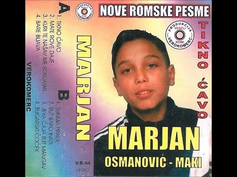Marijan Osmanovic - 1998 (Album TIKNO CAVO)