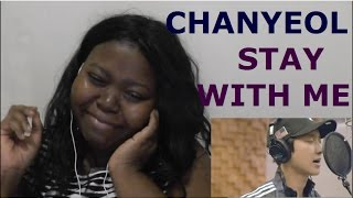CHANYEOL x PUNCH - Stay With Me MV Reaction
