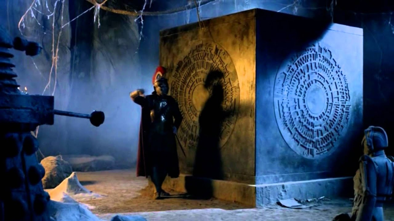 Doctor Who: The... Pandorica Rory