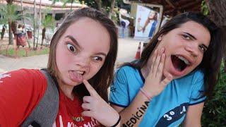 QUEM É O MAIS SECSI DA ESCOLA? 😂 vlog na escola #13
