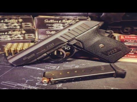 Sig Sauer P232 Pistol Full Reivew