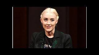 Saoirse ronan was not afraid to go makeup free in ' lady bird '