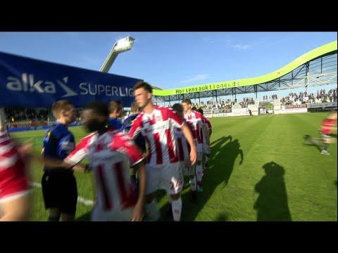 AC Horsens - AaB (4-5-2018)