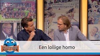 Dit Was Het Nieuws: Hoe leuk is 'lollige homo' uit Chateau Meiland?