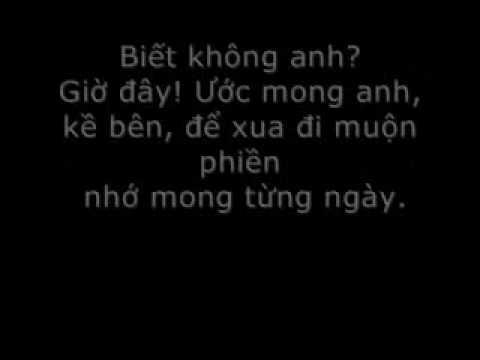 Nho Lam - Khong Tu Quynh W/ lyrics