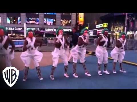 Willy Wonka 40th Anniversary Dancing Oompa Loompas