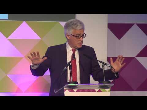 Lendit Europe 16: Lord Adair Turner on 'Non-Bank Lending and