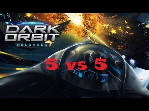 """""""Darkorbit AG1-5""""  6 VS 6"""