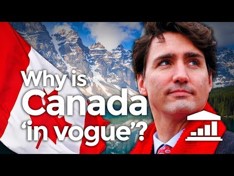 Why is CANADA the Most Admired Country on Earth? - VisualPolitik EN