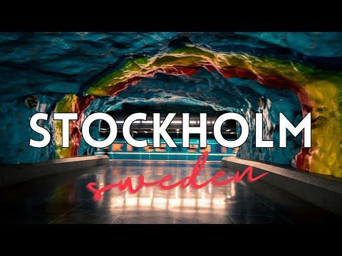 Stockholm Sweden - The Best Travel Guide 2021