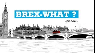 Brex-what? Episode 5: What would a no-deal Brexit mean?