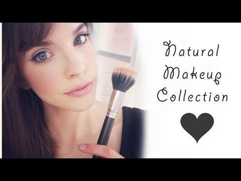 NATURAL & ORGANIC MAKEUP COLLECTION!