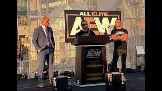 AEW questions answered: Wrestling Observer Radio