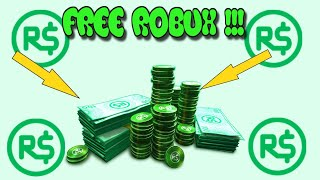 WIE ZU GET FREE ROBUX IN ROBLOX 2018 NEUE METHOD !!!! | ENG