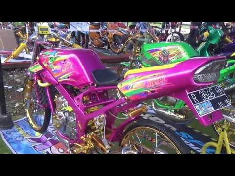 kawasaki Ninja 150 R street Racing paling keren dah