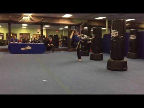 Marcus Manalo – Nice kicks kid… for an orange belt