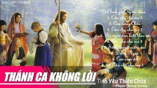 Nhạc Thánh Ca Không Lời Hay Nhất | Thánh Ca Công Giáo