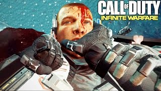 Call of Duty Infinite Warfare Gameplay Campaign Mission Veteran