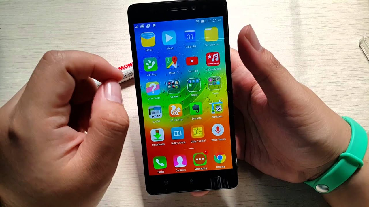 Hands On Review Lenovo A7000 Indonesia