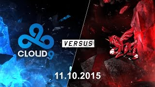 11102015 c9 vs ahq cktg2015 - bang b - tie breaker