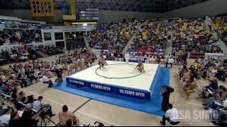 2014 US SUMO OPEN - Official Video