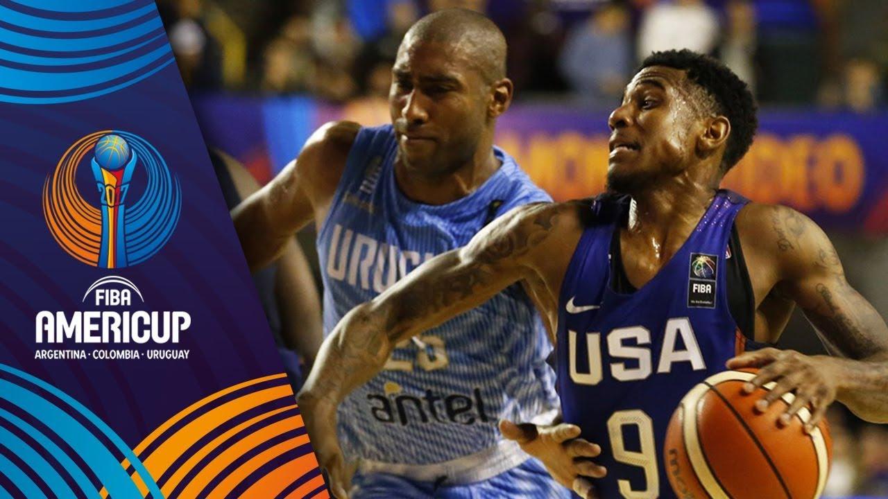Uruguay v USA - Full Game