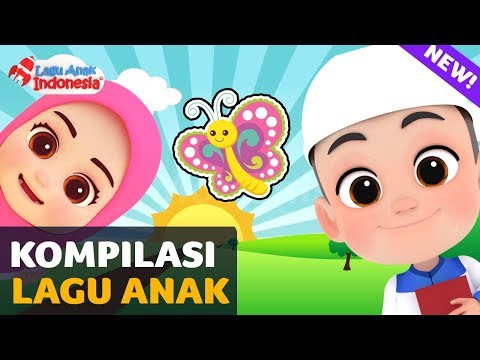 Kompilasi Lagu Anak Islami Terbaru Pergi Ke Mekkah 2018 - Lagu Anak Indonesia