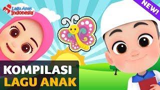 Kompilasi Lagu Anak Islami Pergi ke Mekkah - Lagu Anak Indonesia - Nursery Rhymes - أغنية للأطفال