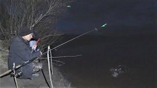 ЗАКИНУЛ 2 ДОНКИ И НАЧАЛОСЬ рыбалка на закидушки 2021 в мае