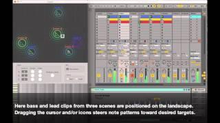 Coord music generator
