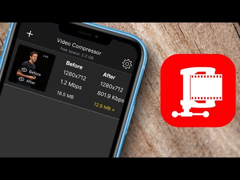 Best FREE App For Compressing Videos For WhatsApp On IOS 12